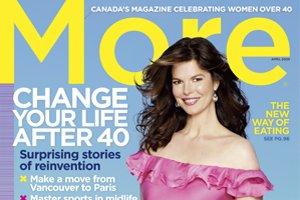 Chronique dans le magazine More