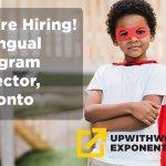 Bilingual Director, Programs & Diversity - National