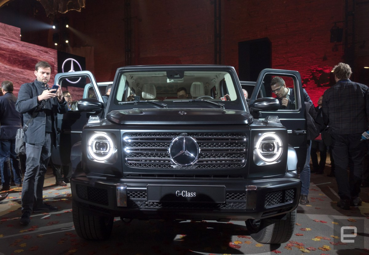 Full Protection of New Car Insurance for Mercedes G Wagon