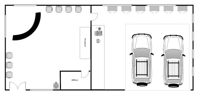 Simple Tips To Set Up Auto Repair Shop Floor Plans