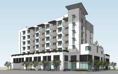Seven-Story, 52-Unit Mixed-Use Project Faces Chula Vista Planning Commission