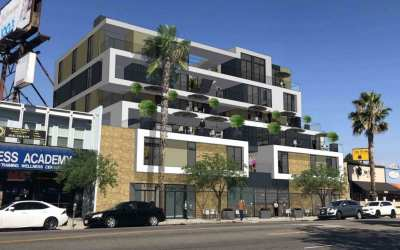 LA Planning Commission Clears 6-Story Mixed-Use Project in Sherman Oaks