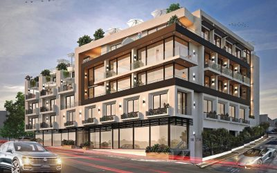 5-Story, 32-Unit Mixed-Use Project in Pacific Palisades Heads to LA Planning Commission