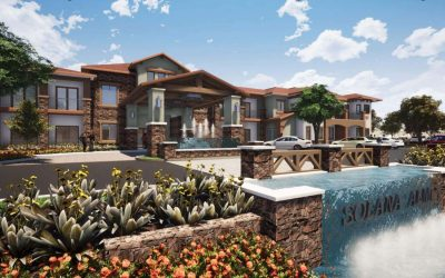 Temecula City Council Approves 107-Unit Assisted Living & Memory Care Facility