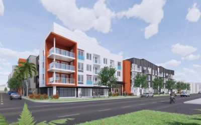 4-story, 262-Unit Development Heads to Anaheim Planning Commission