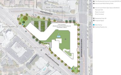 230-Unit Mixed-Use Project Planned in Culver City