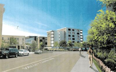 Hotel & Office Development Coming to San Diego's Carmel Valley Neighborhood
