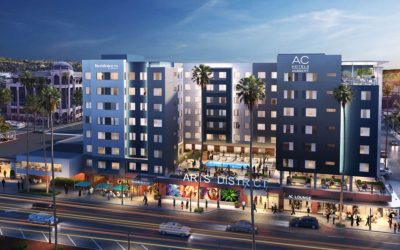 8-Story, 226-Room Hotel Heads to Riverside Planning Commission