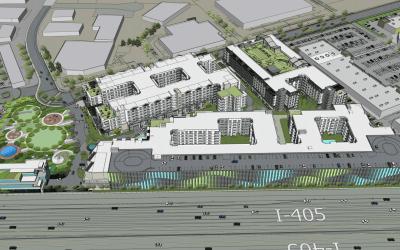 Costa Mesa City Council Approves Massive 1,057 Unit Mixed-Use Development