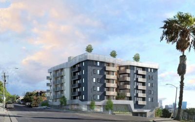 Environmental Assessment Released For 6-Story, 69-Unit Apartment Complex in Los Angeles