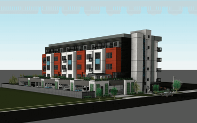 5-Story, 24-Unit Mixed-Use Development Faces Riverside Planning Commission