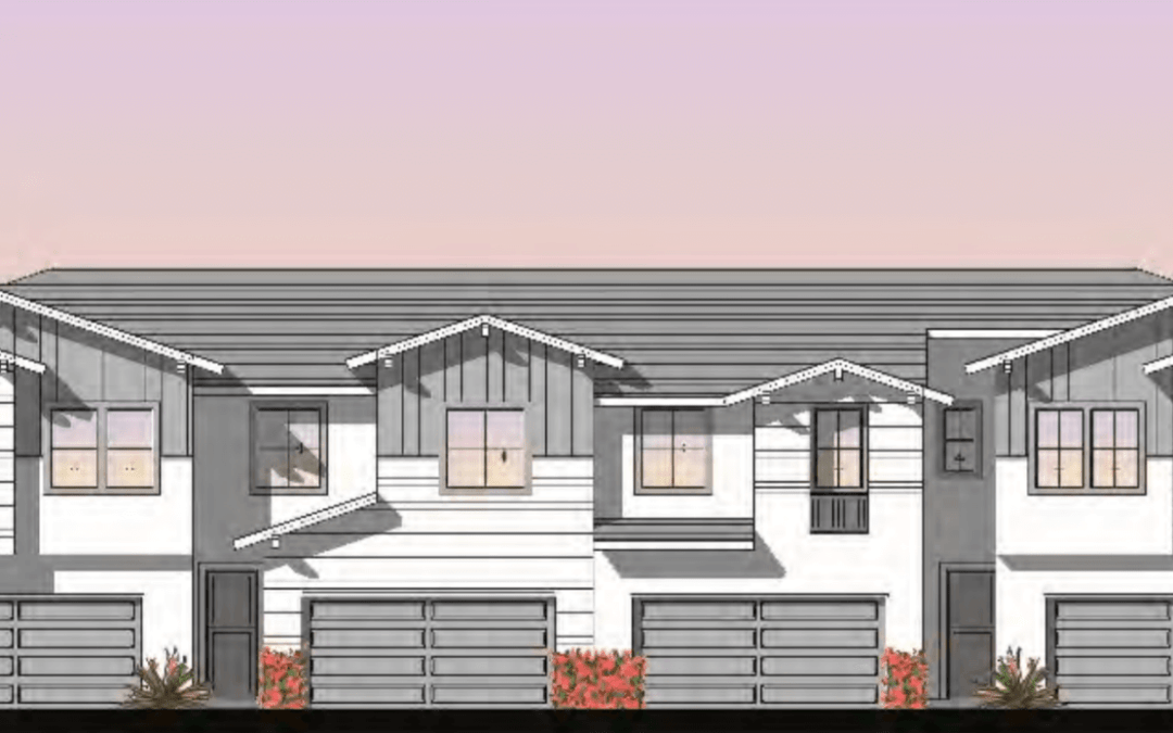 80-Unit Condo Project Coming to City of Santee