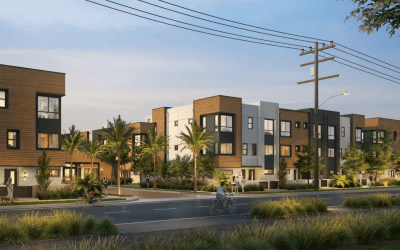 156 Townhomes Faces Anaheim Planning Commission