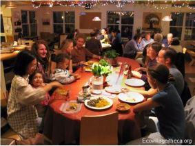 Common meal ecovillageitheca.com