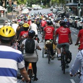 The big push for road safety