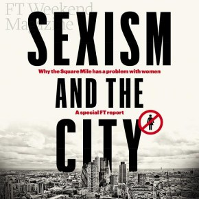 Sexism and the city