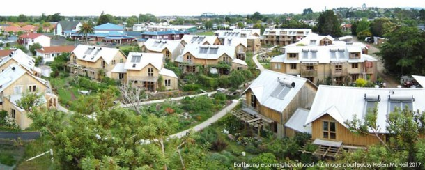 Earthsong eco-neighbourhood New Zealand