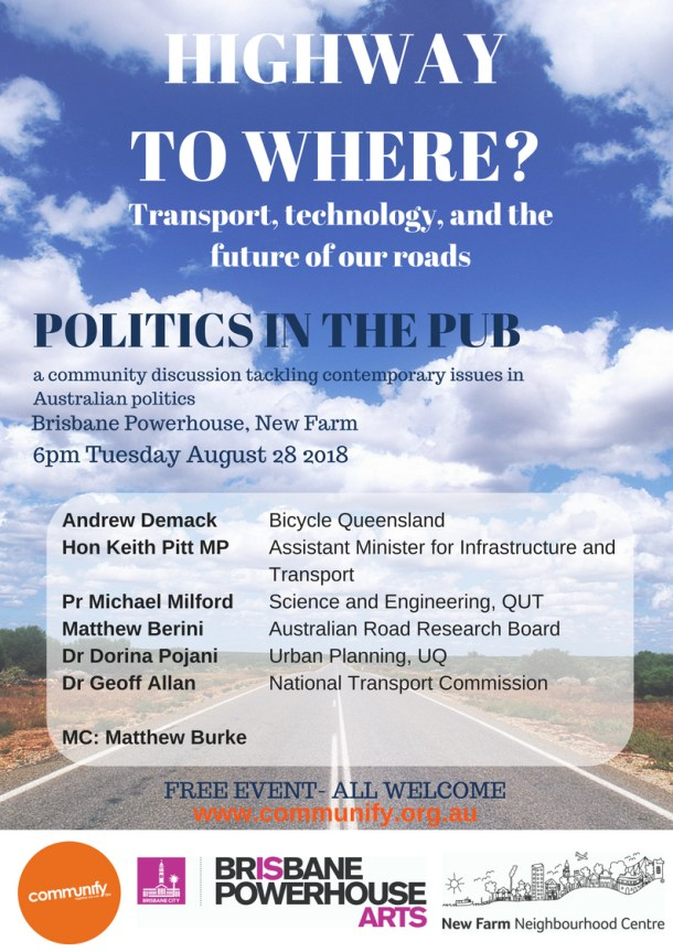 POLITICS IN THE PUB Transport FINAL