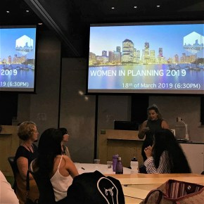 OOPS presents: Women in Planning 2019