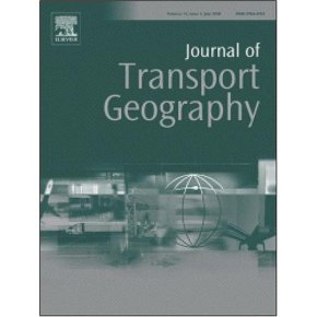 New article on ridesharing in Journal of Transport Geography, co-authored by UQ|UP team