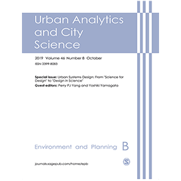 New article presenting insights from the Geodesign Sydney 2050 workshop in Environment and Planning B, co-authored by Scott N. Lieske
