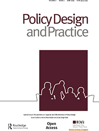 New article on cycling in Policy Design and Practice, co-authored by Dorina Pojani