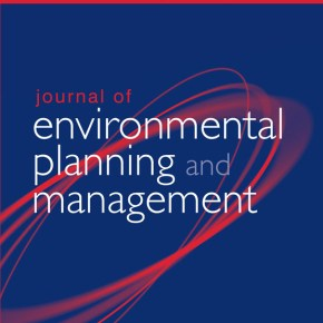 New article on subtropical urban design in Journal of Environmental Planning and Management, by UQ|UP team