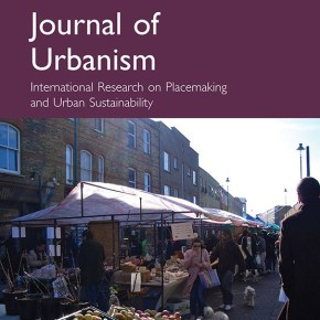 New paper on parking narratives in Journal of Urbanism, by UQ|UP team