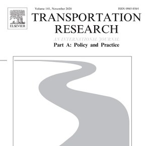SI on transport & gender in TR-A, guest edited by Dorina Pojani