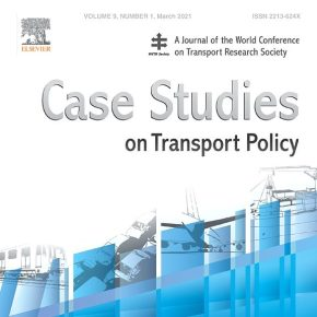 New article on carfree living in Case Studies on Transport Policy, co-authored by Dorina Pojani