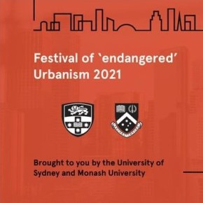 The Festival of Urbanism starts in one week!