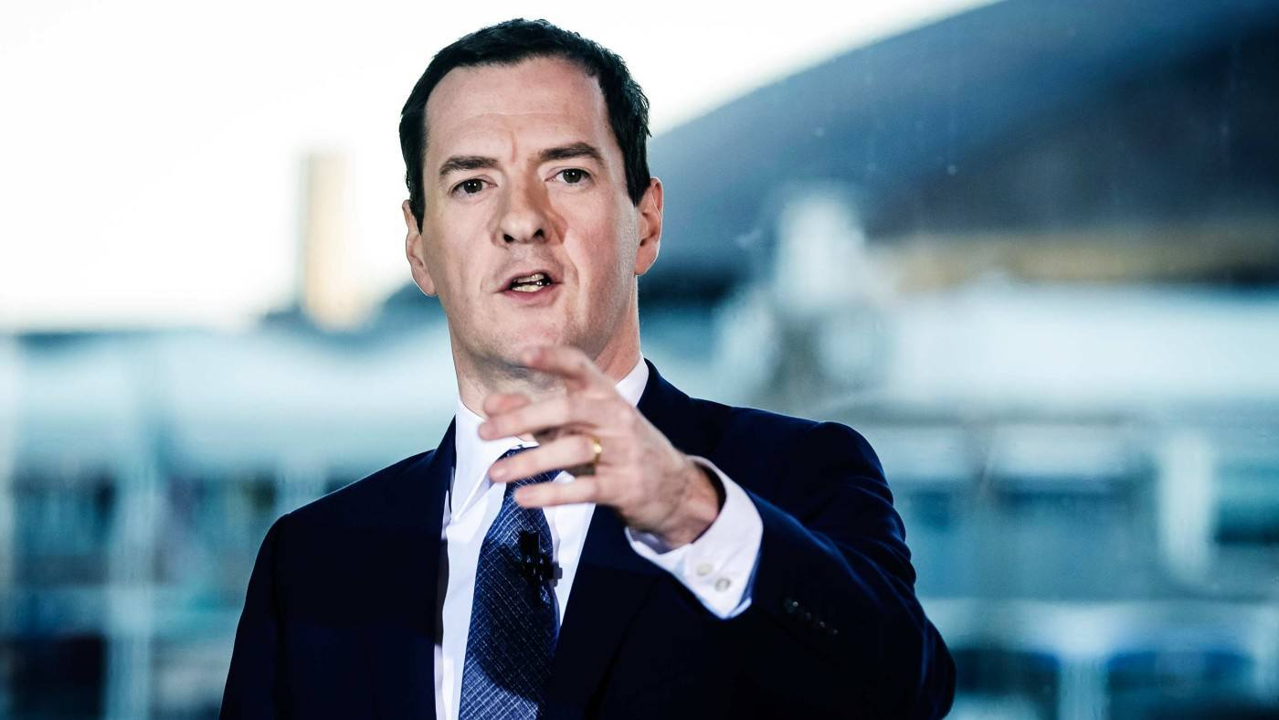 British voters will decide on the EU, not you Mr Osborne
