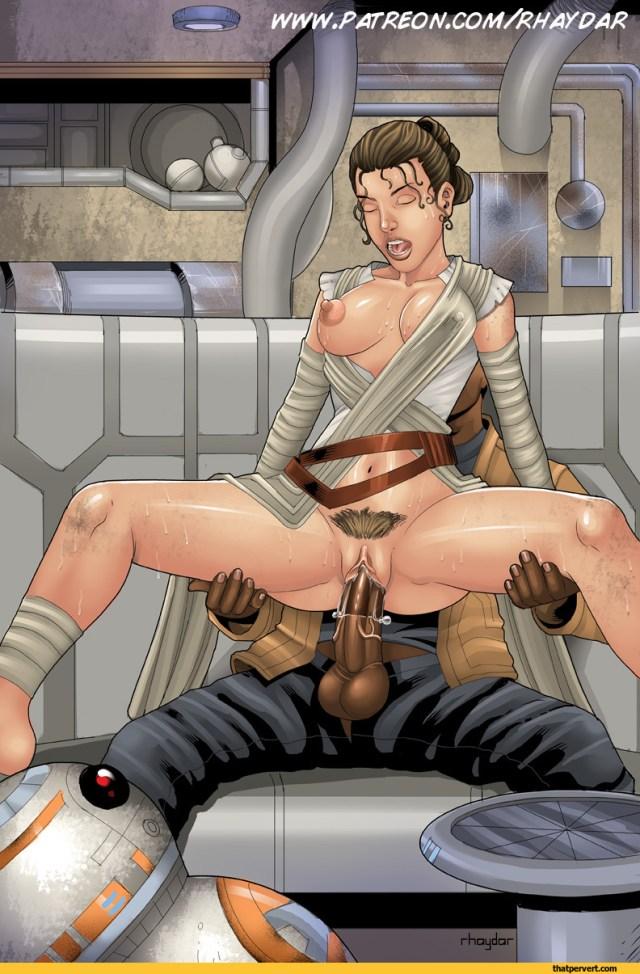 Rey fucking