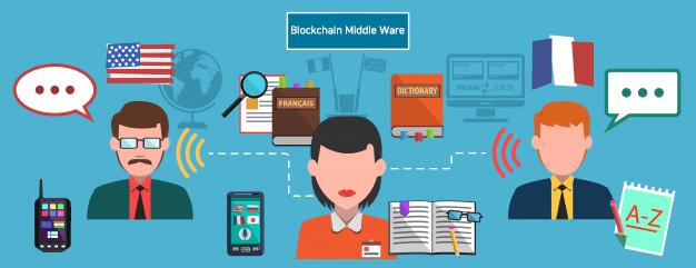 blockchain middleware - a translator