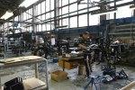 Usine Ural Irbit atelier de montage URAL FRANCE