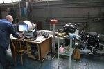 usine Ural Irbit banc essai moteur Ural EFI URAL FRANCE