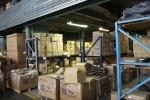 Usine Ural Irbit stock des accessoires URAL FRANCE