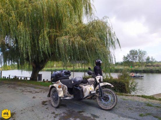 Canal du Sablon - Uralistan