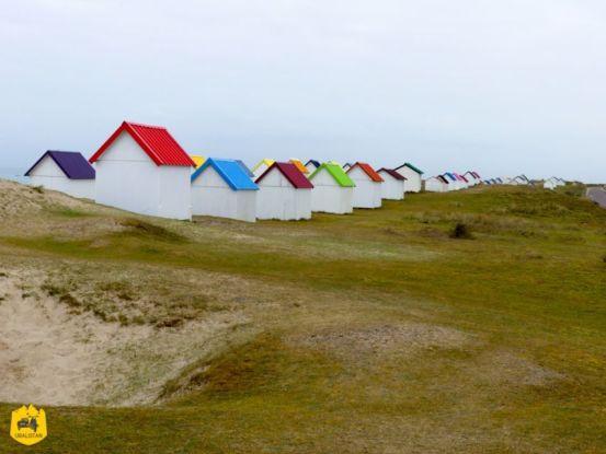 Cabanes de Gouville sur mer, Coten'tour - Uralistan