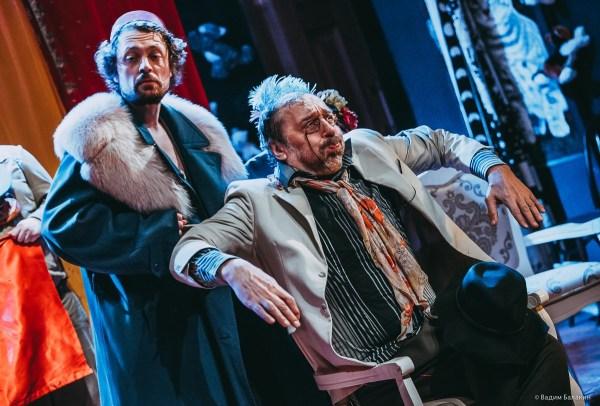 Новый театральный сезон в «Коляда-театре» - 2 августа ...