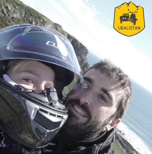 Road-trip moto en couple au pays de galles