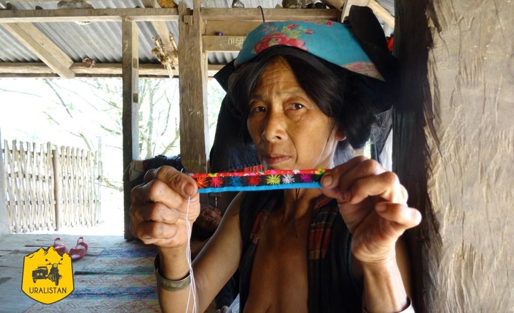 Tribu Akha de Phongsaly