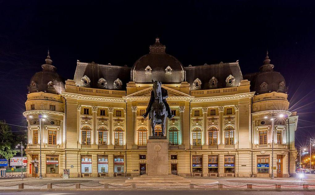 Voyager en Roumanie - Bucarest