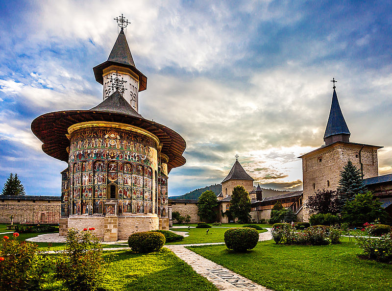 Voyager en Roumanie - Suceviţa