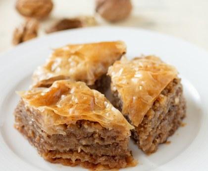 Baklava, gastronomie Albanaise