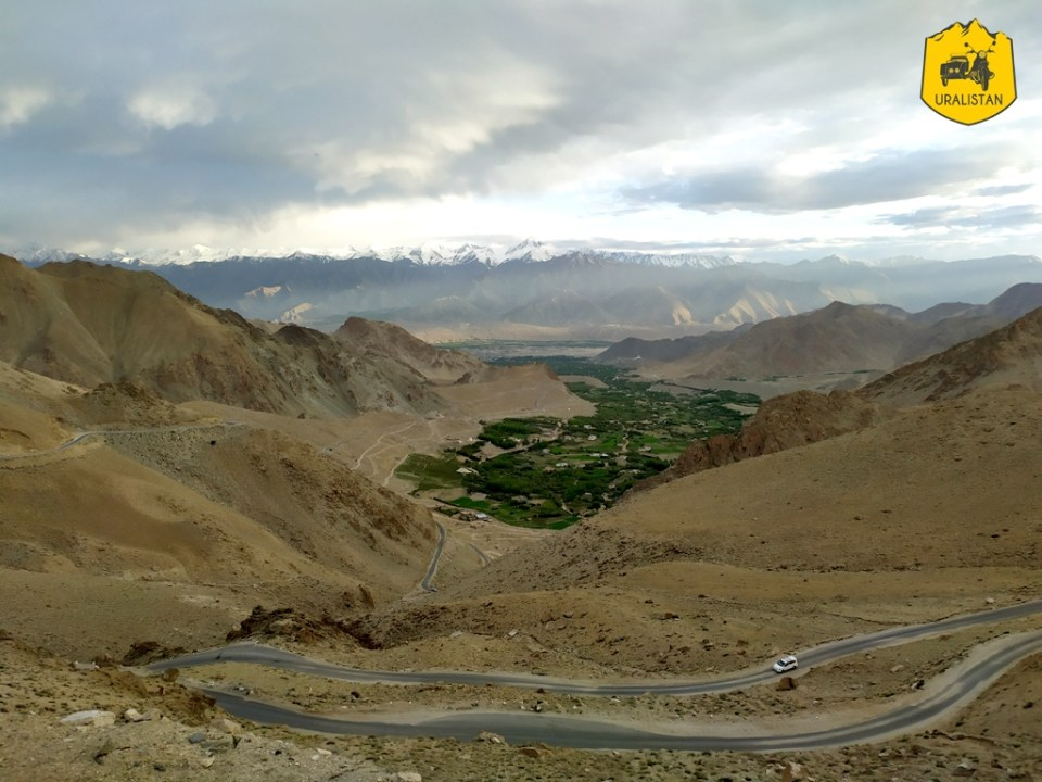 Roadtrip moto en Royal Enfield au Ladakh