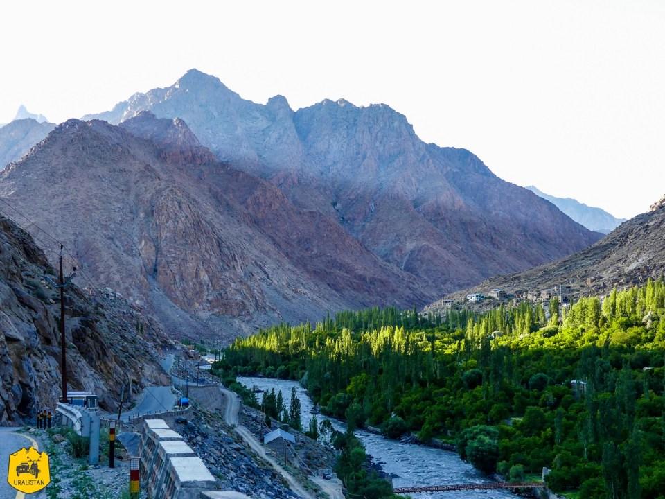 Voyage moto au Ladakh