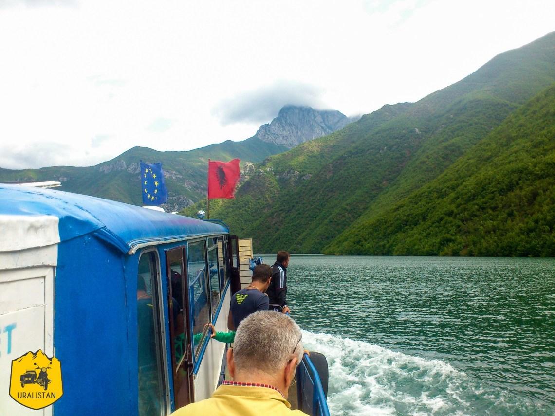 Lac de Koman, Incontournables d'un voyage en Albanie