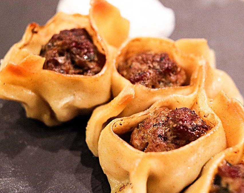 Gastronomie Arménienne, plat traditionnel d'Arménie : Manti