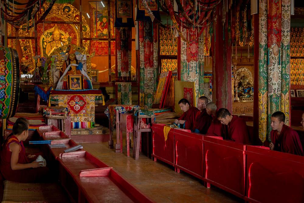 Monastère d'Amarbayasgalant - incontournables de Mongolie - URALISTAN